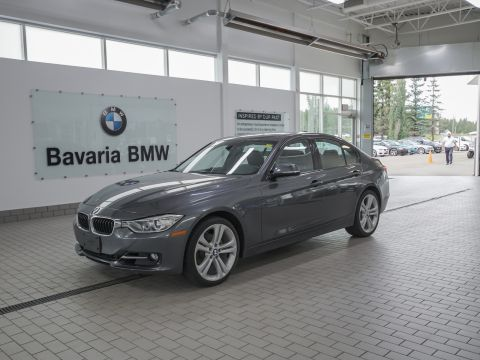 Pre-Owned 2015 BMW 328i xDrive Sedan
