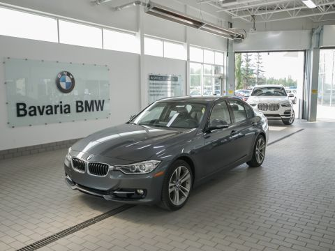 Pre-Owned 2014 BMW 320i xDrive Sedan Sport Line (3C37)