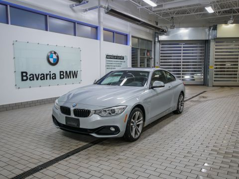 Pre-Owned 2015 BMW 428i xDrive Coupe