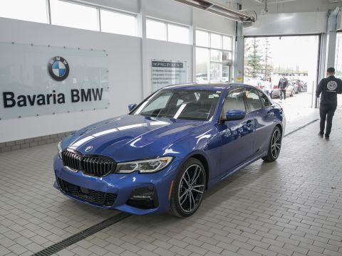 New 2019 BMW 330i xDrive Sedan