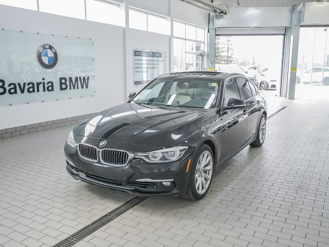 Pre-Owned 2016 BMW 328i xDrive Sedan (8E37)