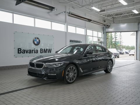 Pre-Owned 2017 BMW 530i xDrive Sedan