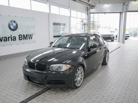 Pre-Owned 2012 BMW 135i Coupe
