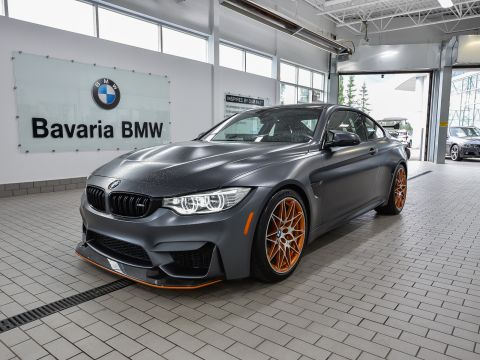 Pre-Owned 2016 BMW M4 GTS