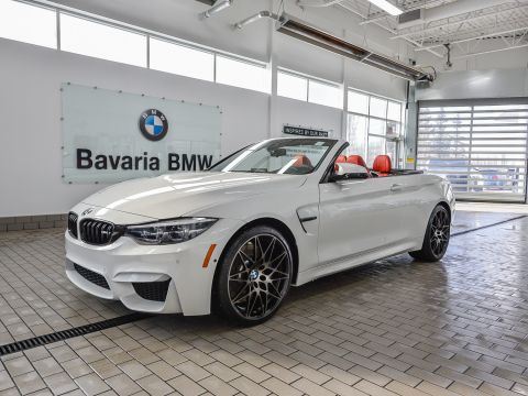 New 2018 BMW M4 Cabriolet