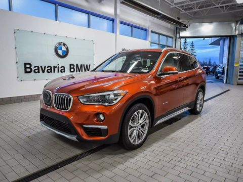 New 2018 BMW X1 xDrive28i