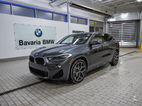 New 2018 BMW X2 xDrive 28i