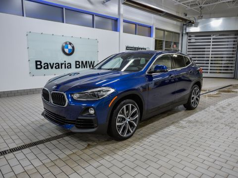 New 2019 BMW X2 xDrive 28i